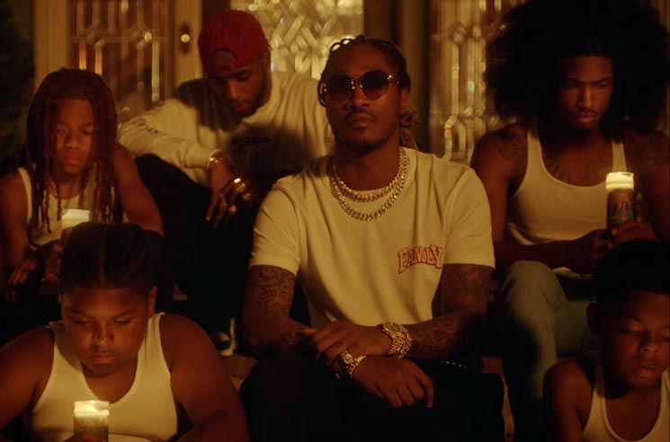 """6LACK and Future Share Video for """"East Atlanta Love Letter"""""""