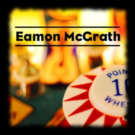 Eamon McGrath 'Pinball Session' (live in-studio)