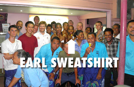 Odd Future's Earl Sweatshirt Found... Maybe