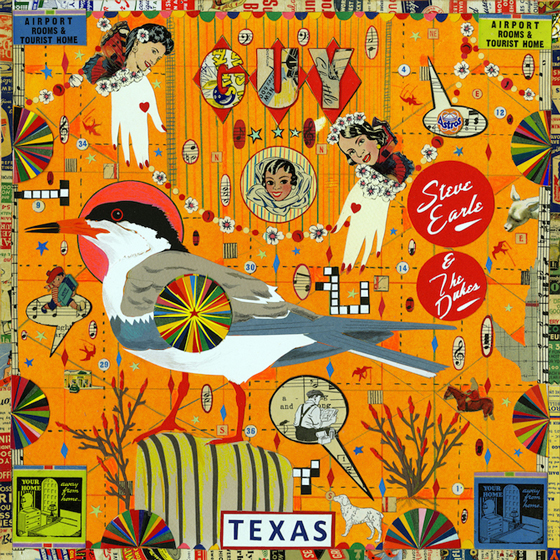 Steve Earle & the Dukes Reveal Guy Clark Tribute Album