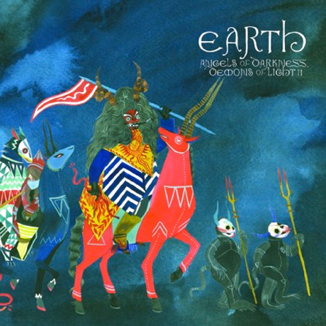 Earth Announce 'Angels of Darkness, Demons of Light II'