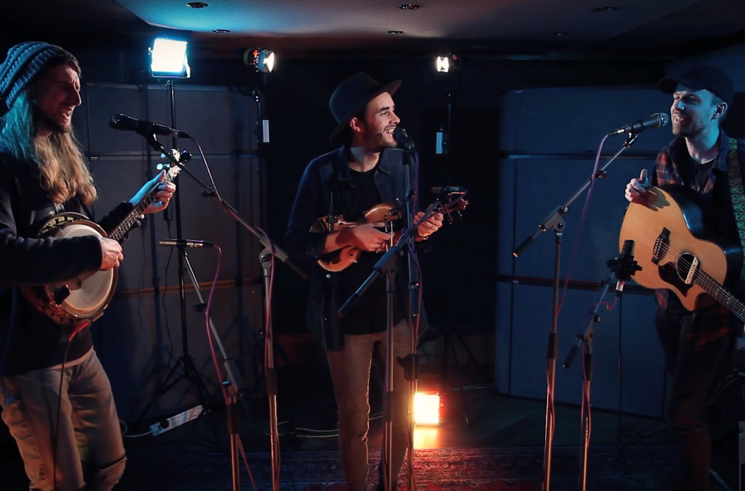 The East Pointers Share Folked-Up Cover of Nirvana's 'In Bloom'