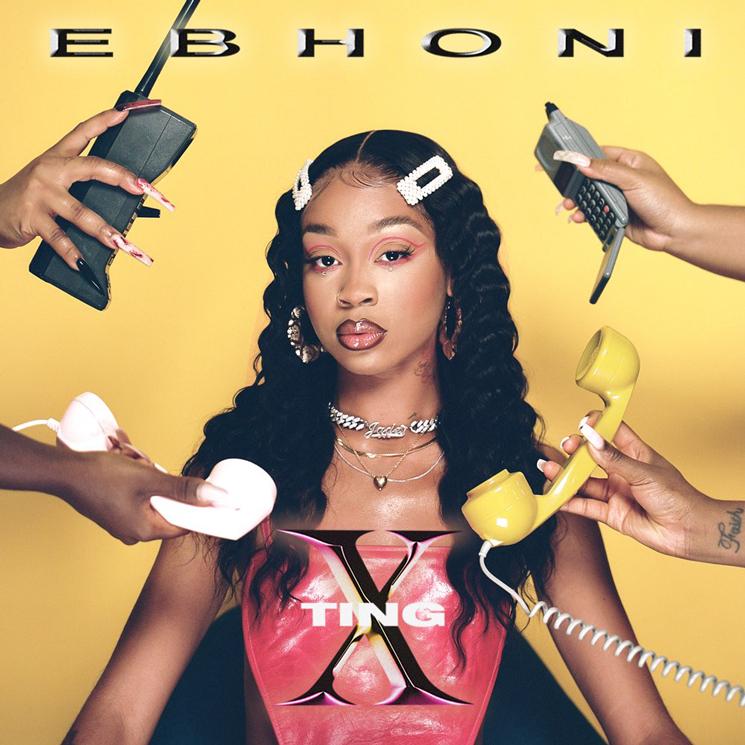 Hear Ebhoni's New Song 'X-Ting'