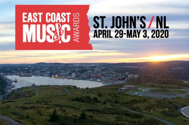 East Coast Music Awards Cancel 2020 Event
