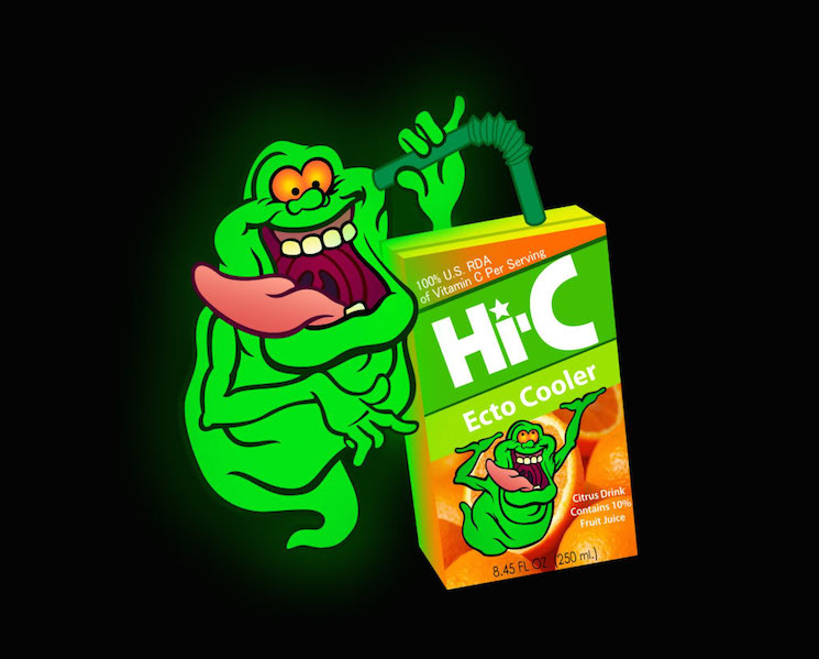 'Ghostbusters' Drink Hi-C Ecto Cooler Is Likely Coming Back