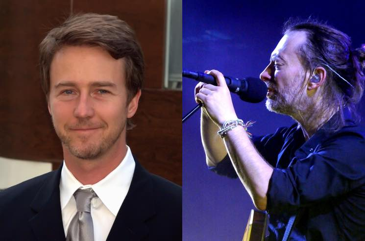 Edward Norton Gets New Thom Yorke Song 'Daily Battles' for 'Motherless Brooklyn'