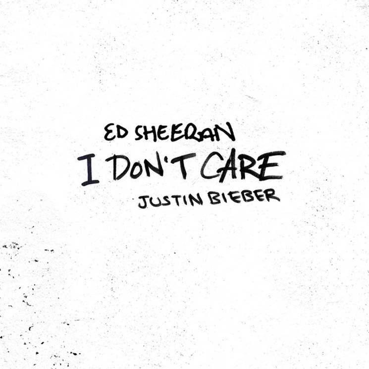 "​Ed Sheeran and Justin Bieber Team Up on New Single ""I Don't Care"""