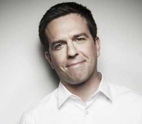 Ed Helms Readying Bluegrass Album