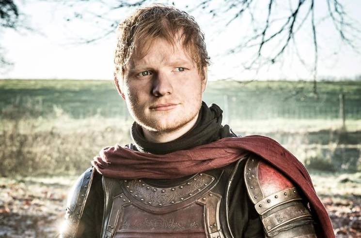 ​Ed Sheeran Totally Disappears from Twitter After 'Game of Thrones' Cameo Backlash