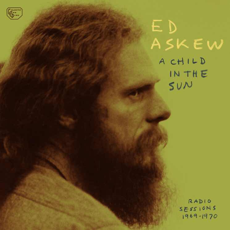 Ed Askew A Child in the Sun: Radio Session 1969-1970