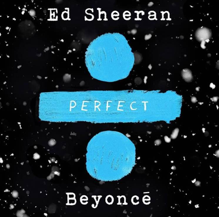 "Ed Sheeran Gets Beyoncé for ""Perfect"" Remix"