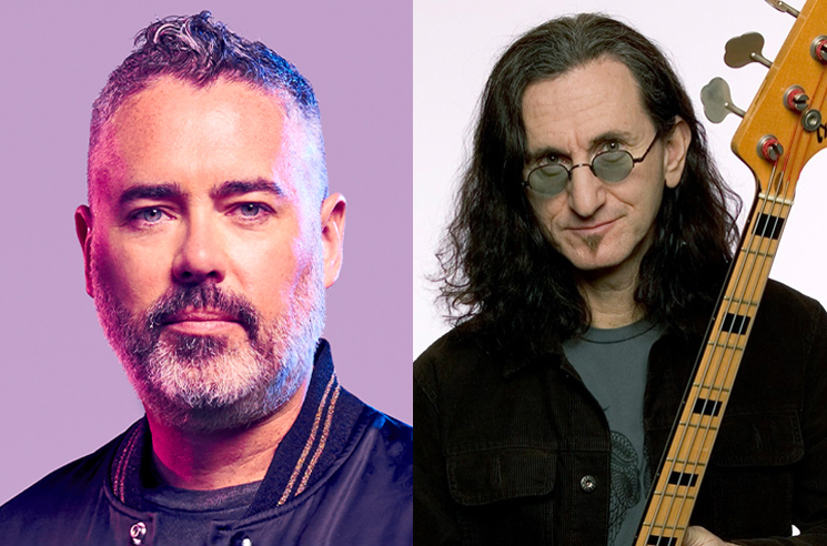 Barenaked Ladies and Rush's Geddy Lee Are Working on a 'Super-Secret' Project