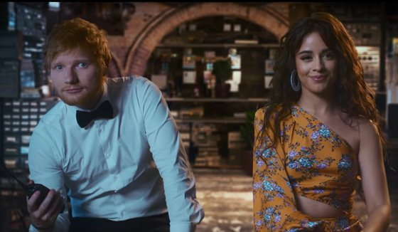 "Ed Sheeran Is a Singing Spy in His ""South of the Border"" Video"
