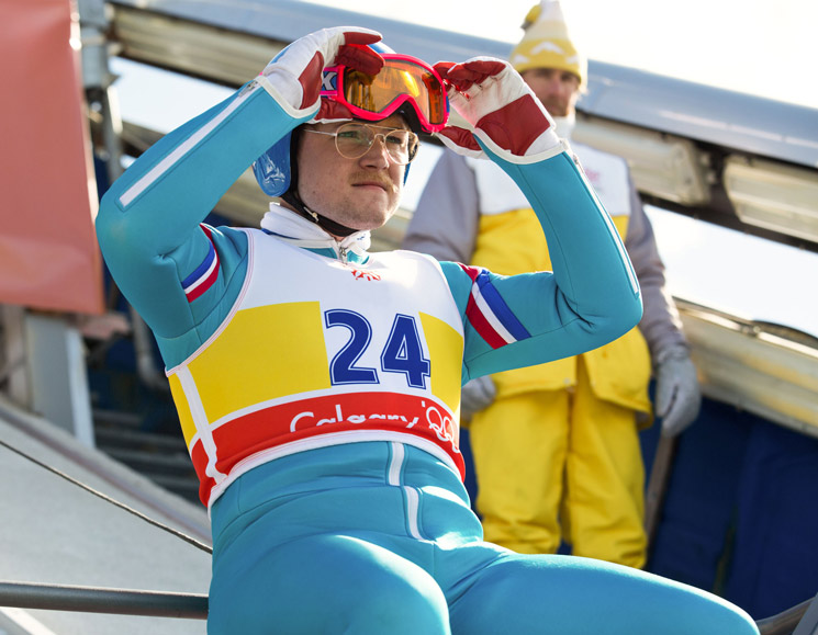 Eddie The Eagle  Directed by Dexter Fletcher