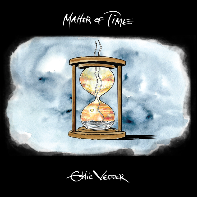 Eddie Vedder to Release 'Matter of Time' EP on Christmas Day