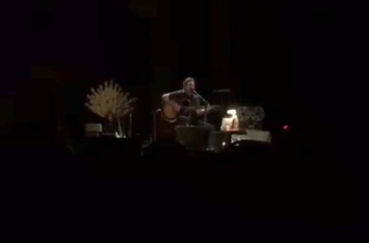 ​Pearl Jam's Eddie Vedder Pays Tribute to Chris Cornell During Amsterdam Show