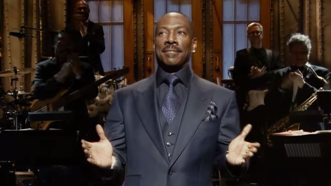 Saturday Night Live: Eddie Murphy & Lizzo December 21, 2019