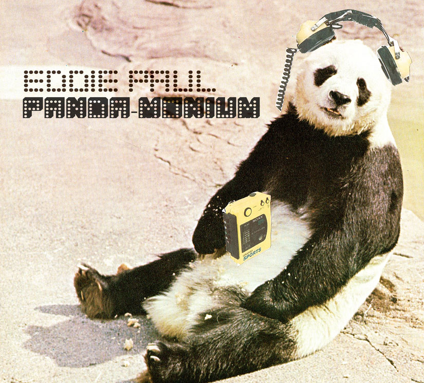 Eddie Paul 'Panda-Monium' (album stream)