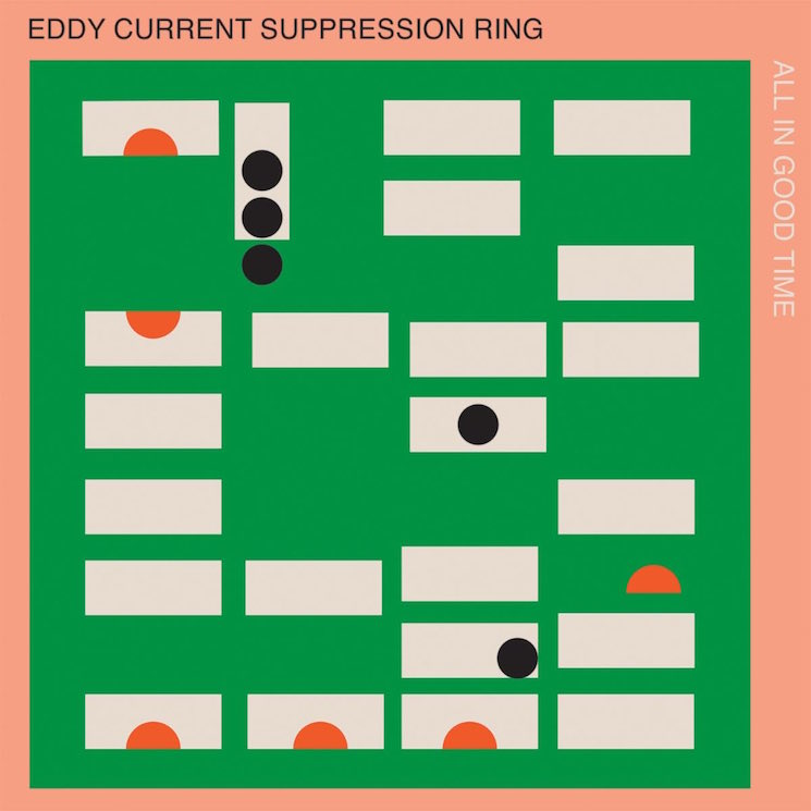 Eddy Current Suppression Ring Announce First New Album in Nearly a Decade