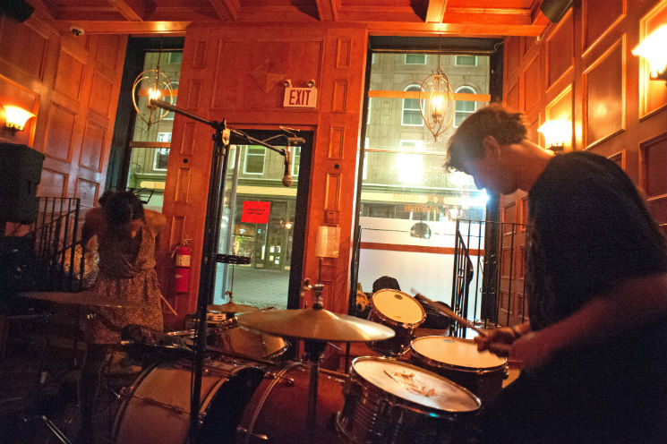 Eddy Art Bar and Cabaret Voltaire Atlantique, Halifax NS, May 26