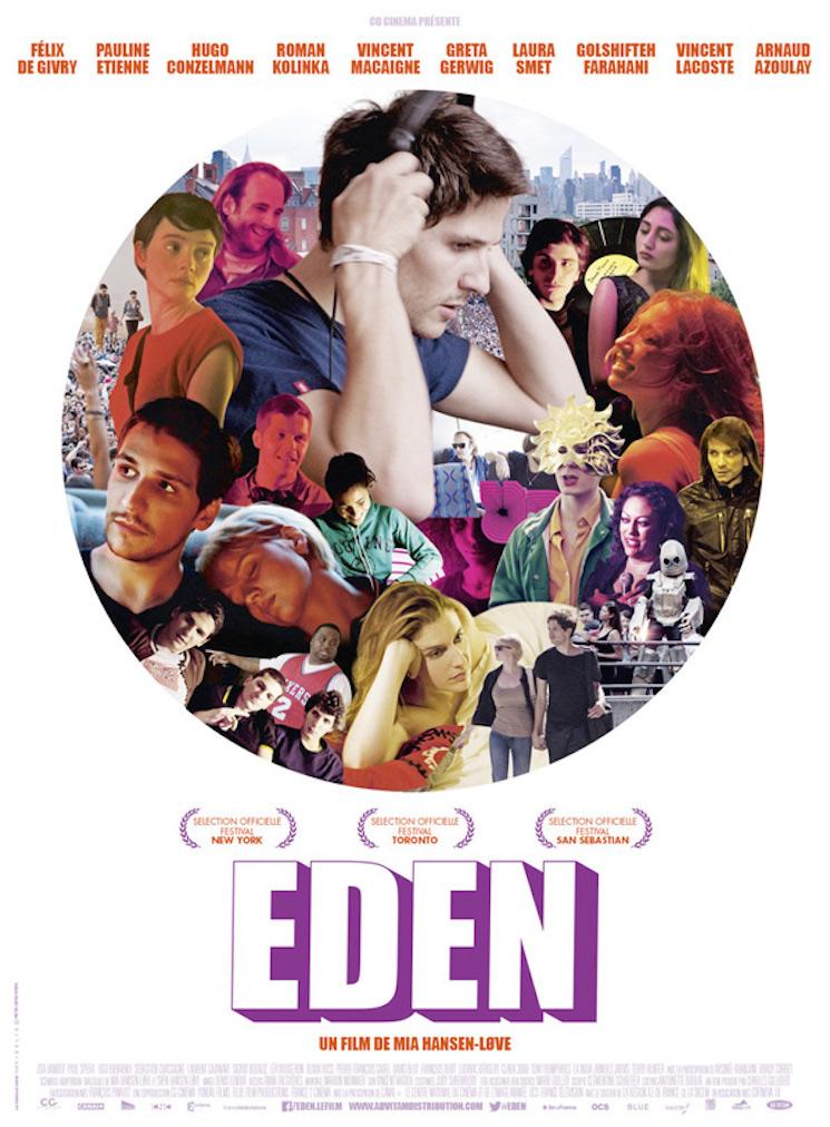 Eden Trailer