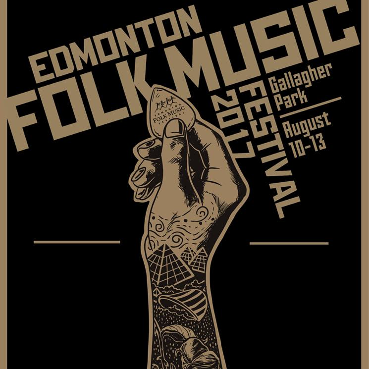 ​Edmonton Folk Festival Gets City and Colour, the Decemberists, Leon Bridges and Brandi Carlile for 2017 Edition