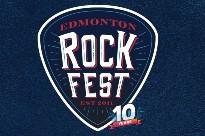 Edmonton Rock Fest Announces Its 10th Anniversary Return for 2021