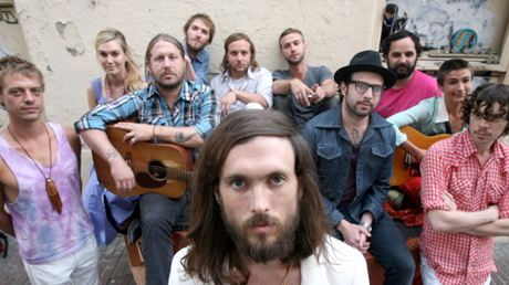 Edward Sharpe & the Magnetic Zeros Announce North American Dates, Play Montreal