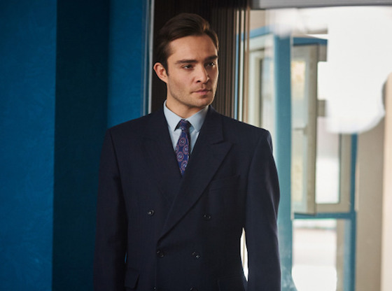 Ed Westwick Accused of Rape by Another Woman