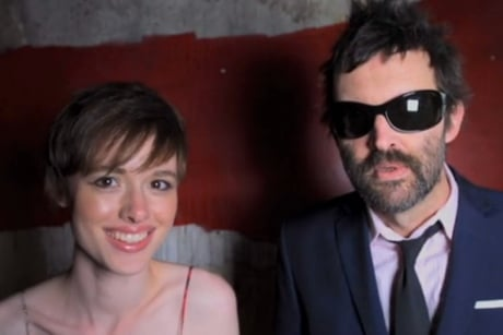 "Eels ""Peach Blossom"" (video)"