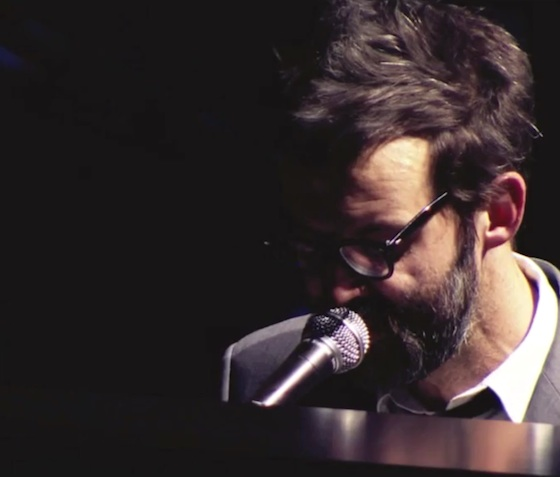 Eels 'A Daisy Through Concrete' (live video)