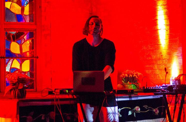 Egyptrixx / Dun Dun Band / deenzi The Music Gallery, Toronto ON, October 13