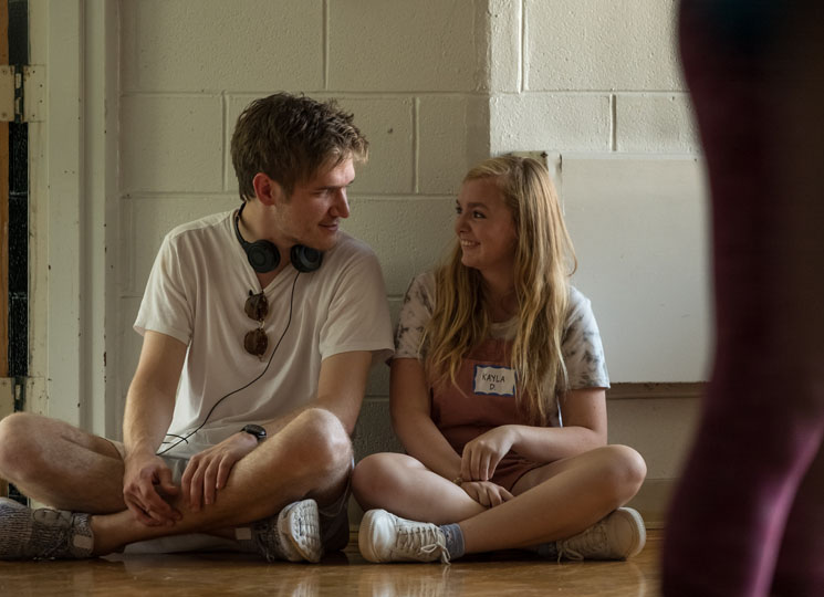 'Eighth Grade' Director Bo Burnham Explains How He Cast the Perfect Awkward Teen