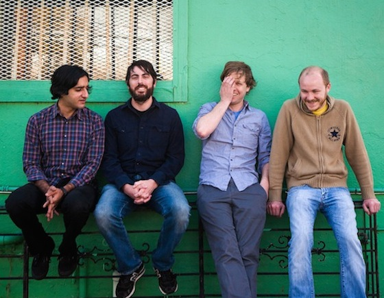 Explosions in the Sky Offer Update on New Album