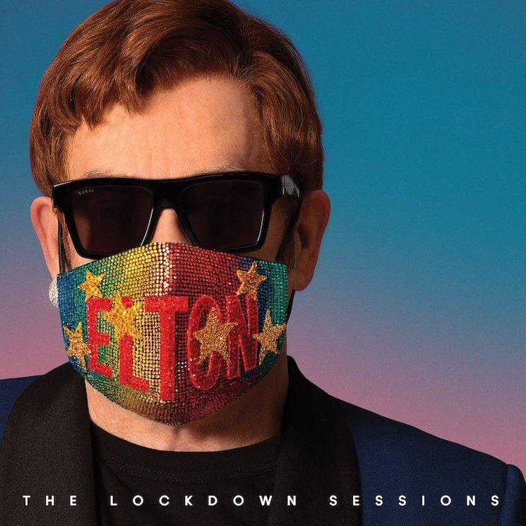 Elton John Announces New Album 'The Lockdown Sessions'