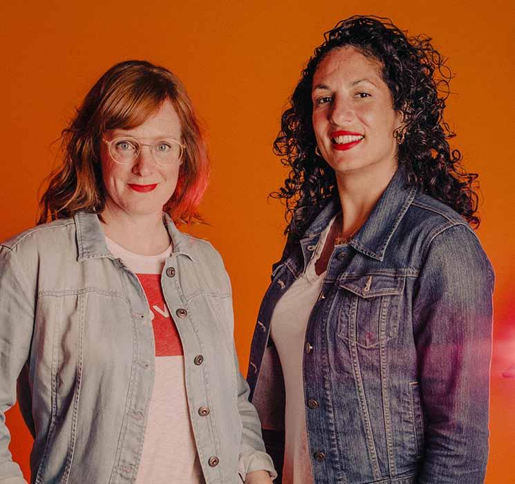 JFL42 Review: The El-Salomons Offer Heartwarming Shared Comedy Comedy Bar, Toronto ON, September 25