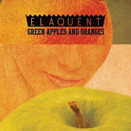 Elaquent Green Apples and Oranges