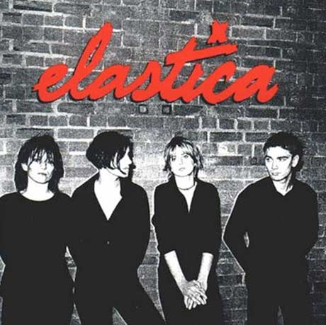 Elastica's 1995 Debut LP Getting Reissued for Record Store Day
