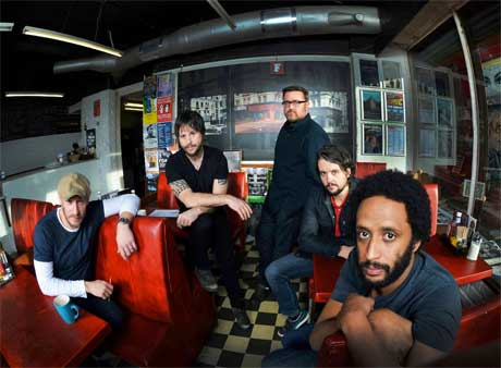 Elbow Announce North American Tour Behind 'The Take Off and Landing of Everything'