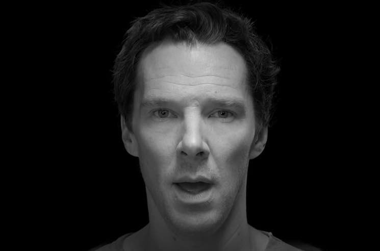 See Benedict Cumberbatch in Elbow's Latest Video