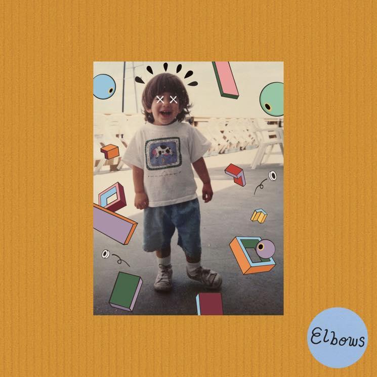 Elbows Corduroy EP