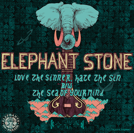 Elephant Stone Preview Sophomore LP with New Single
