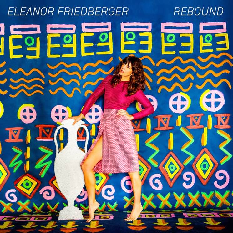 ​Eleanor Friedberger Announces 'Rebound' LP, Shares New Single