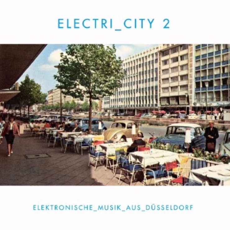 Düsseldorf's Early Electronic Music Scene Explored on 'Electri_city 2' Comp with NEU!, DAF, Michael Rother