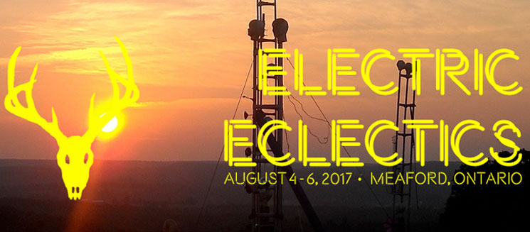 Electric Eclectics Unveils 2017 Lineup with  Tim Hecker, Yamantaka // Sonic Titan, Doomsquad