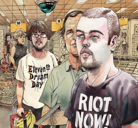 Eleventh Dream Day Encourage Listeners to <i>Riot Now!</i> on New LP