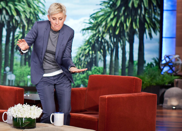 Three Producers Fired from 'The Ellen DeGeneres Show' Following Workplace Misconduct Allegations