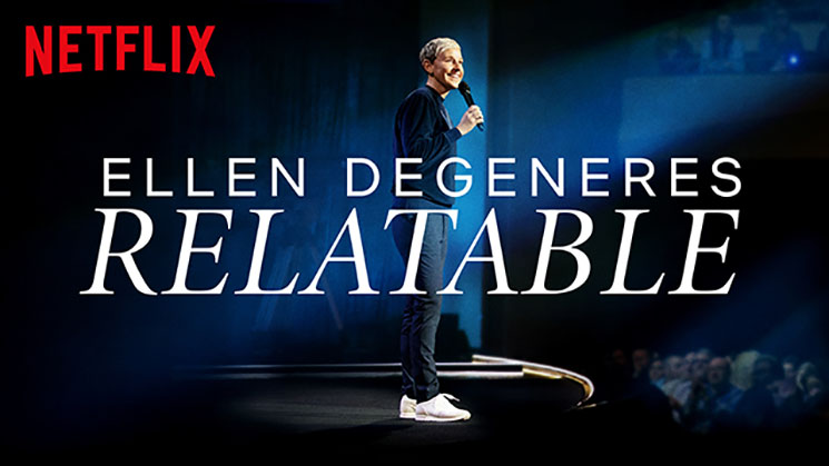 Ellen DeGeneres Relatable