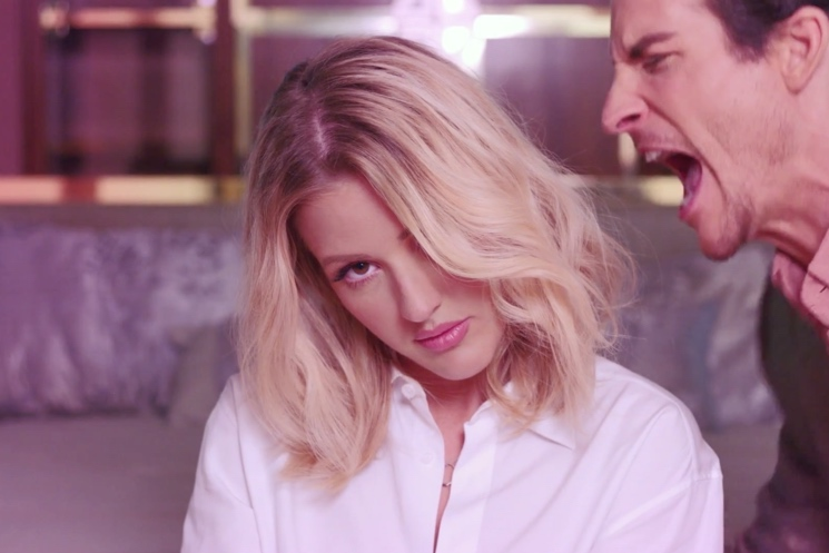 "Ellie Goulding ""On My Mind"" (video)"