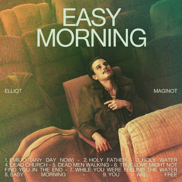 Elliot Maginot's 'Easy Morning' Is Shockingly Complex for an All-Acoustic Album